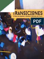 Transiciones, II Tinkuy de Agentes y Gestores Culturales del Cusco