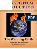 The Warming Earth - Your Spiritual Revolution eMagazine - March 2009 Issue