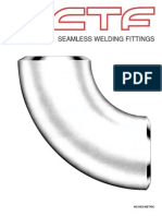 Weld Fitting Specs