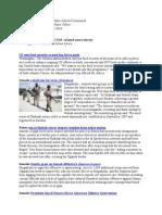 March 22, 2010. U.S. Africa Command (AFRICOM) Daily Media Update