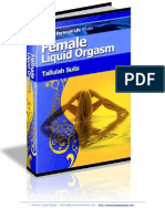 Female Liquid Orgasm Stroke Guide eBook