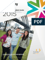 2015 International Course Guide in English