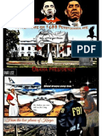 Obama Presidency- A Nightmare on 1600 Pennsylvania Ave