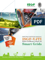 Brochure for ISGF 3 Month Certificate Couse on Smart Grid.pdf