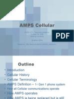 Lecture 10 Amps Cellular