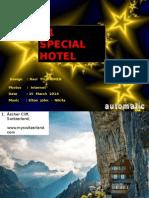 21 Special Hotel