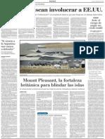 Malvinas Geopolítica