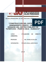 TRABAJO IMPACTO AMBIENTAL_PMA Construcción del Sistema de Saneamiento Básico.docx