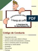 Comunicacion Efectiva y Manejo de Conflictos
