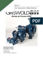 Griswold 811 IOM Manual Español Total