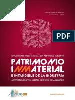 Programa Xiii Jornadas Internacionales Patrimonio Industrial