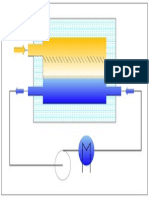 Diagrama básico Secador Solar