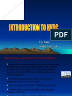 Basics of HVDC