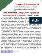 Majori Studiul 5 - Trim 2 - 2015 Cu Texte