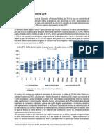 Evolución de la economía boliviana 2014