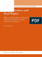 (Immigration and Asylum Law and Policy in Europe 15) Evelien Brouwer-Digital Borders and Real Rights_ Effective Remedies for Third-Country Nationals in the Schengen Information System-Martinus Nijhoff