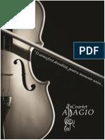 Repertoriu Cvartet ADAGIO