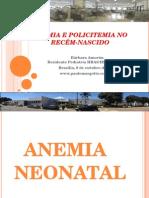 Anemia Policitemia 2013