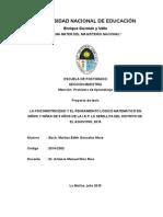 PROYECTO DE TESIS LA PSICOMOTRICIDAD Y EL PENSAMIENTO LOGICO MATEMATICO.docx