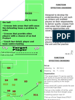 UEFA 'B' Effective Crossing