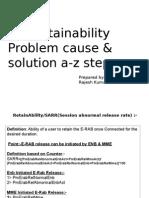 LTE Retainability