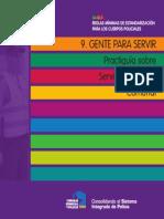 Baquia Nª 12 Servicio de Policia Comunal