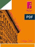 Catalogue Objets EUREV.NET 2010