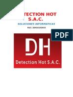 Documentos de La Empresa Hot, Modificado Final