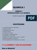 Unid i Introduccion a La Quimica