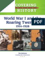 World War and the Roaring Twenties