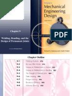 Weld design