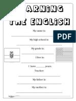 Aprendiendo El Ingles