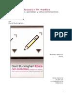 3BUCKINGHAM David CAP 11 Alfabetizaciones Digitales