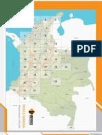 Mapa Carreteras 2014 Compendio