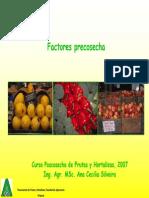 Tema 2A Factores Precosecha