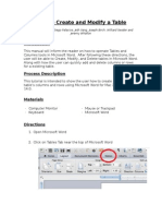 Final Draft with Usability report