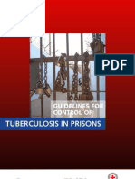 Guidelines for Control of TB in Prisons