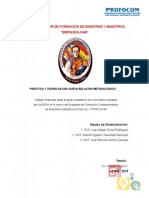Práctica y Teoría en una nueva relación metodológica