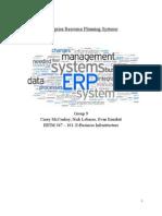 ERP Paper