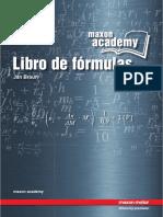 Maxon Libroformulas