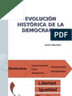 Evolucion de La Democracia