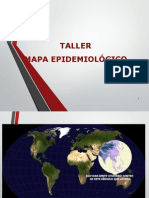 Clase - Mapas Epidemiológicos
