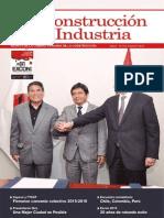 Revista Construcción Jun - 2015