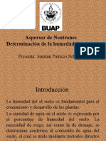 Aspersor de Neutrones