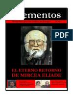 Elementos n 64 Mircea Eliade