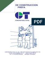 Manual Prefabricados