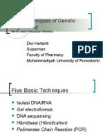 Teknik Dasar Rekayas Genetika-ch3