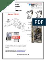 Treinamento Em Manutenção Do NX-100