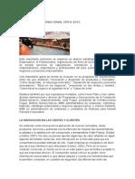 Seminario Internacional Opex 2015