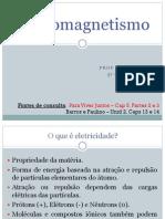 23 - Introdução Ao Eletromagnetismo (2015)